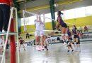 Finalizan fase de grupos en Voleibol Sala de Olimpiada Nacional 2019