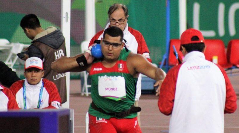 Juarense Uziel Muñoz sube al podio de ganadores en los  Juegos Panamericanos