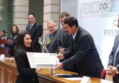 Finaliza el 4 de noviembre la recepción de currículos para el Premio Estatal del Deporte 2019