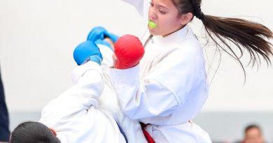 Concluyó el Karate Do con Kumite en los Estatales Conade 2020