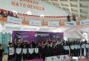 Ciudad Juárez se impone en el Handball de Estatales Conade