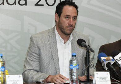 Agradece Juan Pedro Santa Rosa comprensión de la comunidad deportiva
